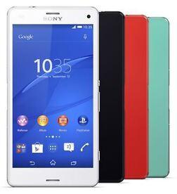 Sony Xperia Z3 Compact 4G 16GB - Unlocked