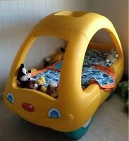 bug car Toddler bed