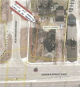 Attention Investors: Property Is In The Process Of Being Zoned F Oakville / Halton Region Toronto (GTA) image 3
