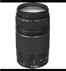 ‏CANON ZOOM LENS 75-300mm