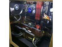 DEVIL R9 390X 8GB Water Cooled