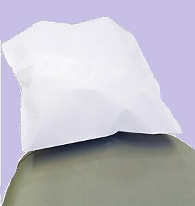 "Dental Chair Paper Headrest Cover-500/BOX - 10""X13"" Disposable"