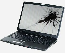 laptop screens only £60 3 moth warranty+ supply and fit