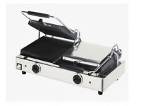 Parry Double Grill - Panini, Sandwich etc - Great Condition £200 perfect for Cafe