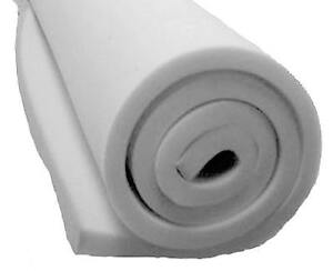 Foam Sheet high/medium/soft density in many large sizes for upholstery, etc.