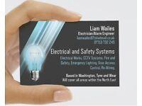 Electrician/Alarm Engineer