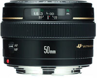 Rent 50mm Canon f1.4 EF Lens $10/Day