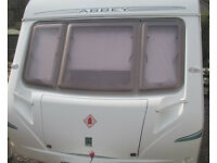 ABBEY VOGUE 215 GTS ** 2 BERTH ** 2005**