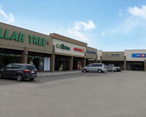 805 sq. ft. Retail Space Available