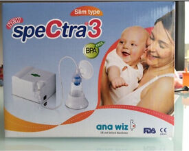 Spectra 3 breast pump for sale. **As new - original packaging**