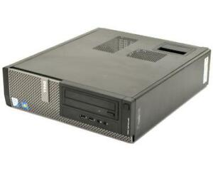 i3 DUALCORE DELL OPTIPLEX 390 HDMI-4GB-250GB Win 7 or 10