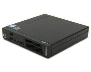 Lenovo ThinkCentre Tiny Business Small Form Factor PC