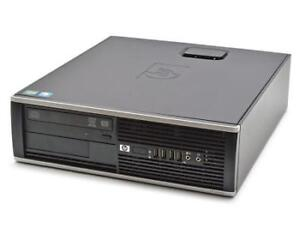 HP Compaq 6005 Pro-SFF-Athlon II X2 (2 available)