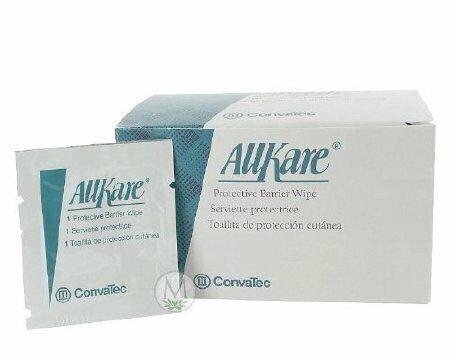 AllKare Skin Barrier Wipe, 037444 - Pack of 100