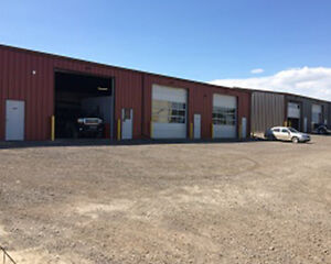 New Industrial/Commercial space for lease in Crossfield