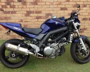 Suzuki SV 1000 N - Awesome Sound! - Great Conditions - Highgate Hill Brisbane South West Preview