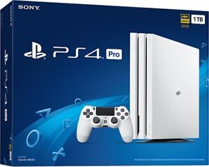 Looking for white ps4 pro