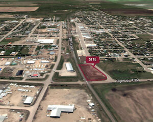 30,000 square feet / 0.7 acres of Land For Sale
