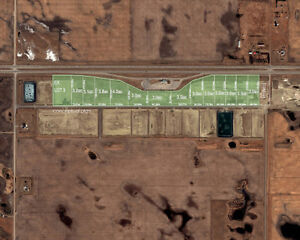 up to 44.33 acres in Wheatland Industrial Park