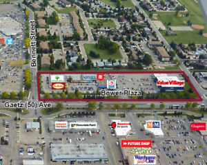 1,000-6,309 sq. ft. Prime Retail Space Available in Bower Plaza
