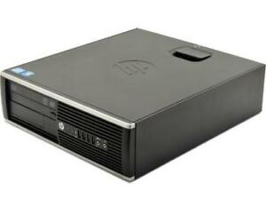 ** BLOWOUT **  HP Small Form Factor intel core i3  3.3GHz-500GB-4GB-DVD-10 USB  ** LIQUIDATION **