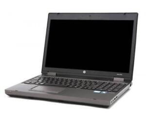 """Solde :HP Elitebook 6570b Core I5- 3410M - 3éme génération- 2.0 Ghz - 4Go DDR3 - 120 GO SSD - 15.6"""" - win 7/10  339.99 $"""