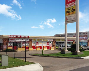 3,000 to 3,950 ± sf Retail Space Available In Busy Gaetz Plaza