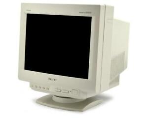 Looking for CRT monitor (~19 inch)