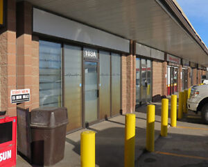 Affordable Retail/Office Space in SE Foothills Industrial Park