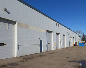 2,706 ± sf  Industrial Space Available