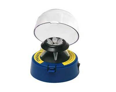 Benchmark Scientific Bsc1006-b Mini Centrifuge Blue