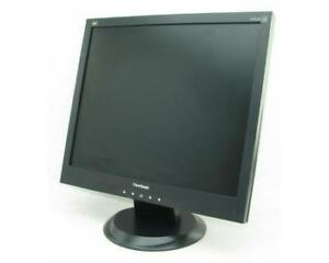 19 Inch ViewSonic LCD Monitor - Great Condition