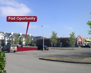 Up to 2,970 ± sf Retail Pad Space Available