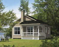 NEW $34,000 CONSTRUCTED COTTAGE $34,000.00 ON YOUR LOT