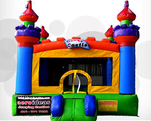 JUMPING CASTLE RENTALS FROM $99.99 WEATHER GUARANTEED