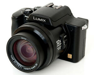 Panasonic Lumix DMC-FZ20K