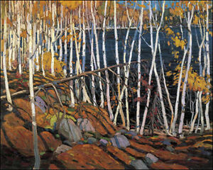 """Limited Edition """"In the Northland"""" by Tom Thomson"""