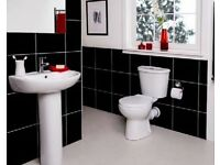 4 Piece Bathroom Suite - Perfect for Quick & Easy Installation