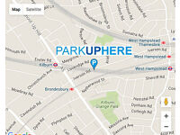 Parking in Iverson Road, Camden, NW6 £7.20/day with ParkUpHere. Nobody parks you cheaper
