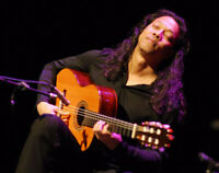 Learning Flamenco Guitar in Midland and Toronto
