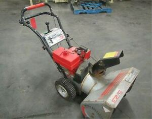 cheap 5/23 dual stage snowblower wanted