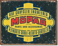 Automotive Tin Signs - NEW