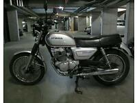 Honda CD250U side panels wanted