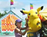 Travelling Outdoor Amusement Carnival