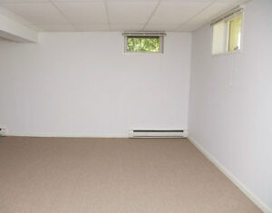 basement 1 bedroom for rent