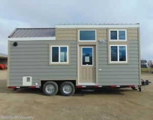 SPRUCE VIEW TINY HOMES - Factory Direct, Alberta Built!