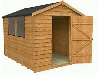 Bespoke sheds, shelters and gazebos