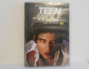 DVD - TEEN WOLF SAISON 1, BILINGUE