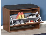 Shoe Cabinet/Bench