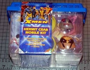 Brand New X-Men Hermit Crab Mobile Kit